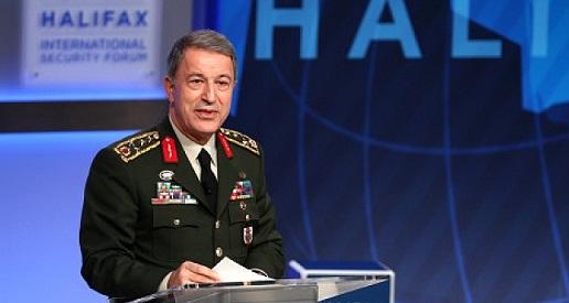 Genelkurmay Başkanı Akar, NATO skandalında FETÖ'yü işaret etti
