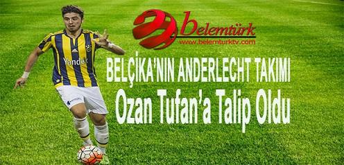 Ozan Tufan'a Belçika'nın Anderlecht Takımı Talip Oldu