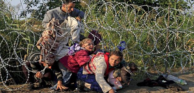Avrupa Ülkelerini Mülteciler Konusu Birbirine Düşürdü