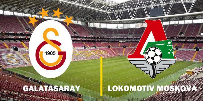 Galatasaray, Şampiyonlar Ligi'nde Lokomotiv Moskova'yı 3-0 yendi