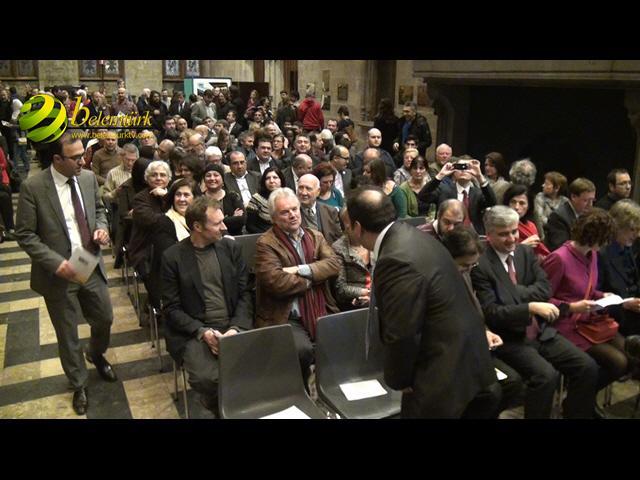 Belçika Gent'te Göçün 50. Yıl Etkinlikleri Başladı