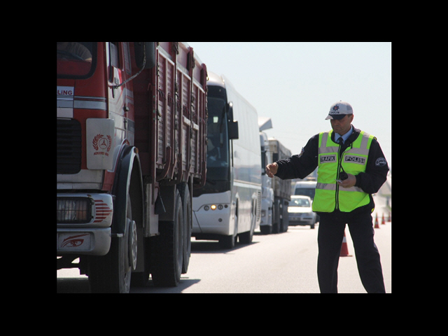Afyonkarahisar'da İki Trafik Polisi Rüşvet İstemek İddiasıyla Açığa Alındı