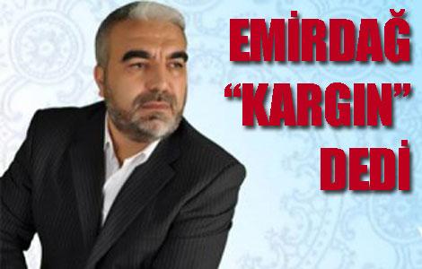 """EMIRDAĞ """"KARGIN"""" DEDİ"""
