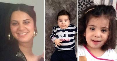 Kaçırılan Türk Anne Ve Çocuklarından İyi Haber