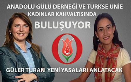 Anadolu Gülü Derneği Ve Turkse Unie Kadınlar Kahvaltısında Buluşuyor