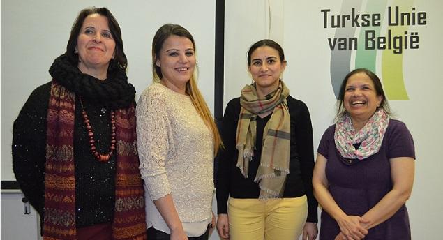 Gent Turkse Unie Vatandaşlarla Diyabet (Şeker Hastalığı) Etkinliğinde Buluştu