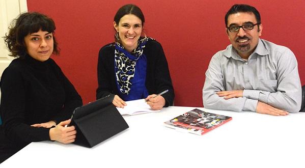 Brüksel'de Türk Asıllı Vatandaşlar İçin, Bir Üniversite Çalışma Başlatıyor