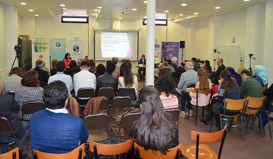 Gent Şehrinde Belçika Türk Dernekler Birliği, Sakarya Üniversitesi Ve Yunus Emre Enstitüsü ''İki Dillilik Çalıştayı'' Düzenledi.
