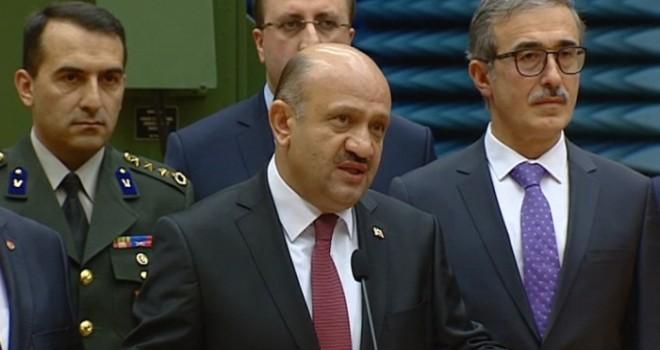 Milli Savunma Bakanı Işık: Avusturya'nın Aldığı Silah Kararını Kınıyoruz