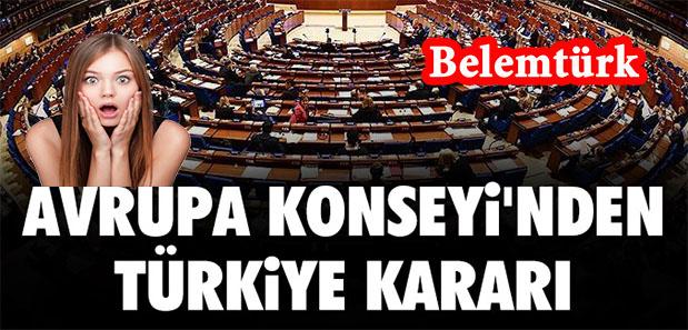 Avrupa 13 Yıl Sonra Türkiye'yi Yeniden Siyasi Denetime Aldı