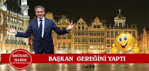 Başkan Emir Kır, Gereğini Yaptı