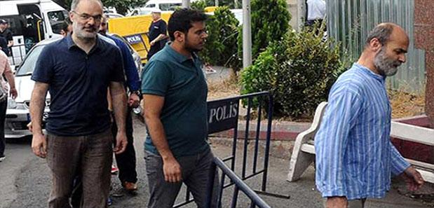 Büyükada'daki Toplantıya Katılan 8 Tutuklu Sanığın Tamamının Tahliyesine Karar Verildi
