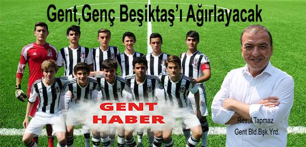 Gent, Genç Beşiktaş'ı Ağırlayacak!