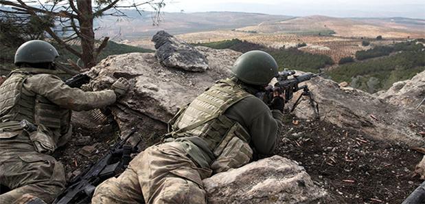 TSK'dan Açıklama : Bugün 73 Terörist Etkisiz Hale Getirildi