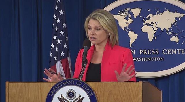 ABD Dışişleri'nden kafa karıştıran açıklama : Trump'ın açıklamalarına dair bilgimiz yok
