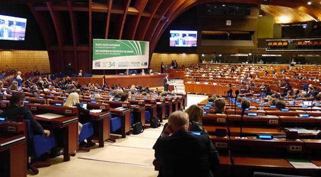 Avrupa Konseyi'nin terör örgütü destekçisine konuşma izni tepki çekti