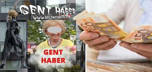 Belçika'nın Gent Şehrinde 91 Yaşındaki Kadına Vergi Kaçırmaktan Hapis