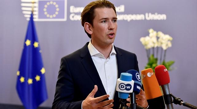 Avusturya AB Dönem Başkanlığı'nı devraldı
