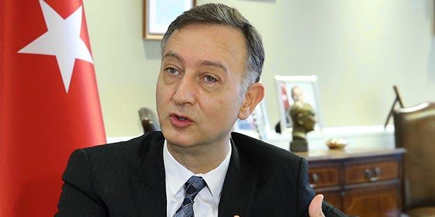 Türkiye'nin Brüksel Büyükelçisi Gümrükçü, 'FETÖ dünyanın alışık olduğu bir terör örgütü değil'