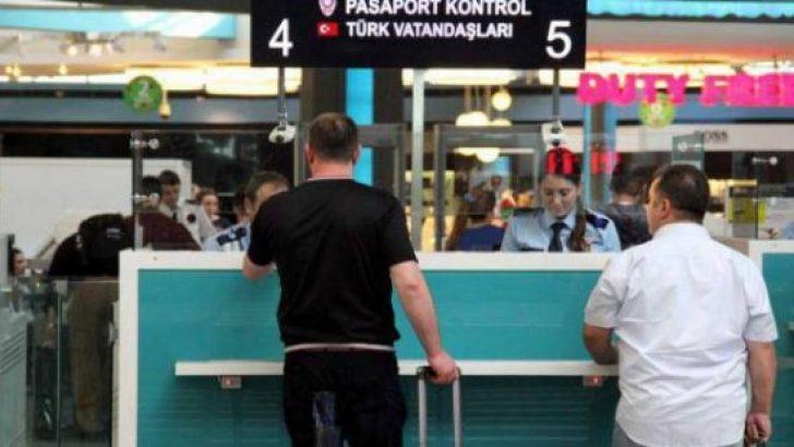 83 yaşındaki gurbetçinin 48 yıllık pasaport oyunu bozuldu!