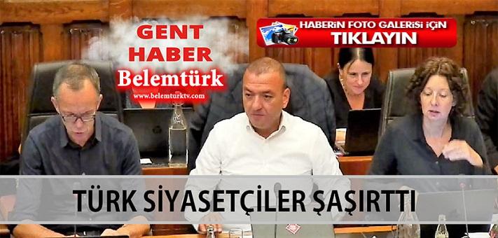 Gent Belediye Meclisinde Başörtü Serbestisi İle Burkini Serbestisi Görüşüldü.  Türk Siyasetçiler Şaşırttı.