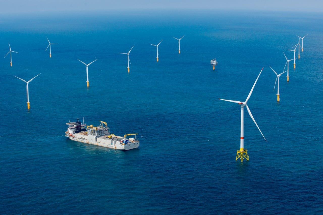 AB'den Belçika'nın deniz üstü rüzgar santrallerinin desteklemesine onay