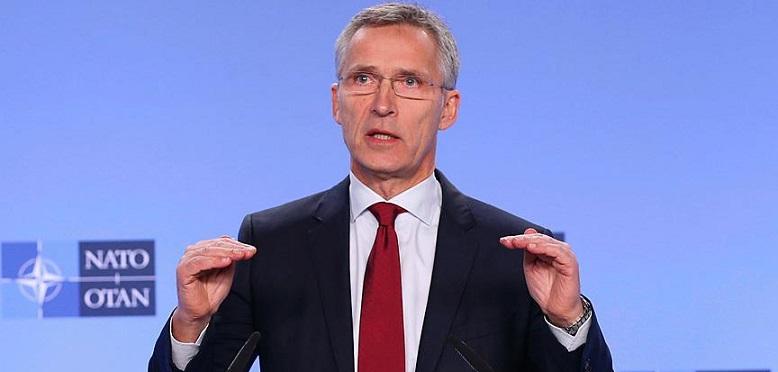 NATO Genel Sekreteri Stoltenberg: NATO Ukrayna'nın egemenliğini destekliyor