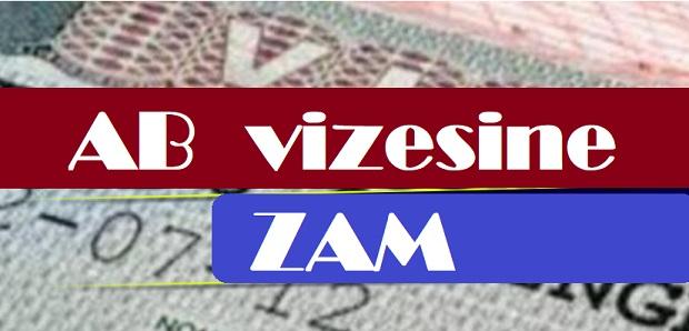 Avrupa Birliği, vize başvuru ücretlerine zam yaptı