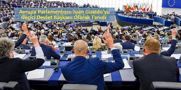 Avrupa Parlamentosu'ndan Tartışma Yaratacak Skandal Karar
