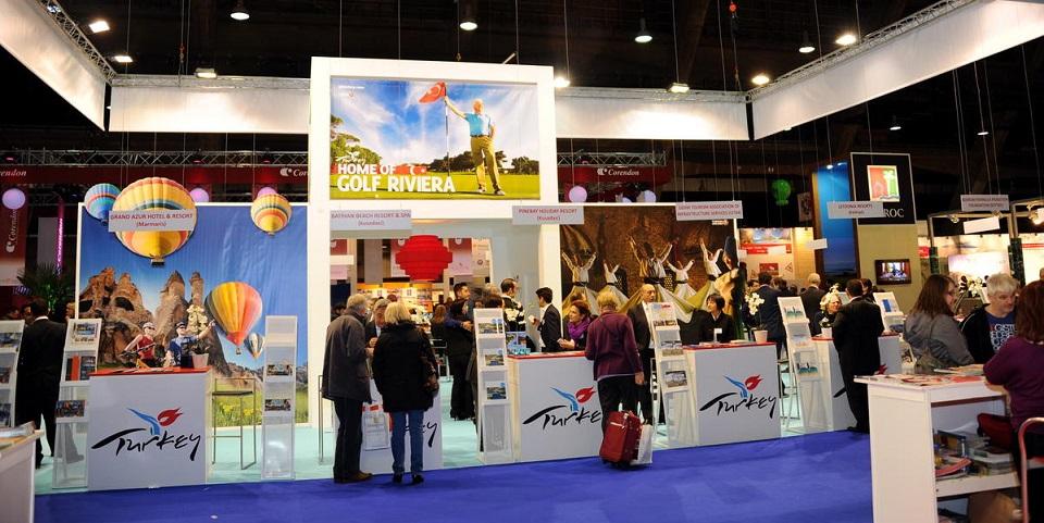 Uluslararası Brüksel Turizm Fuarı Başladı