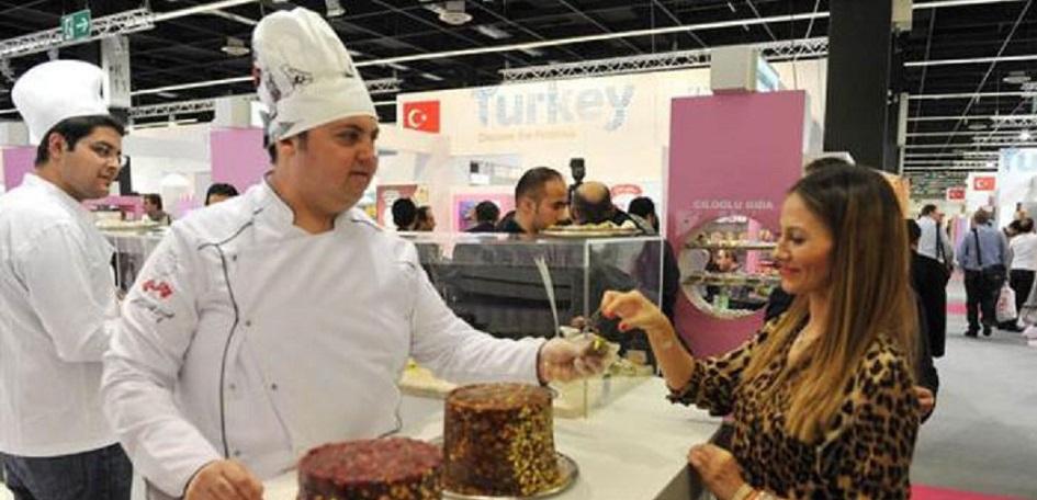 Brüksel Çikolata Fuarı Başladı