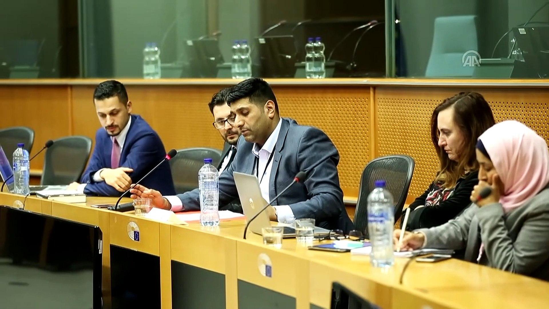 Avrupa Parlamentosu'nda İslamofobi Tartışıldı