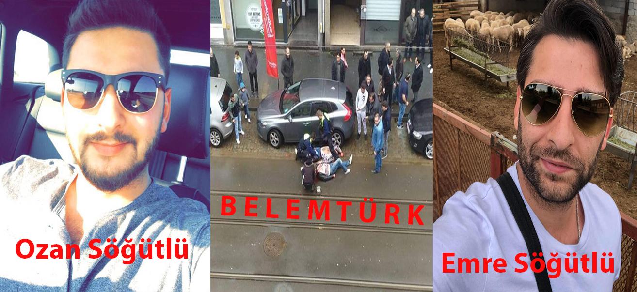 Belçika'nın Anvers Şehrindeki Silahlı Kavganın Detayları Belli Olmaya Başladı. 1 Ölü 2 Yaralı