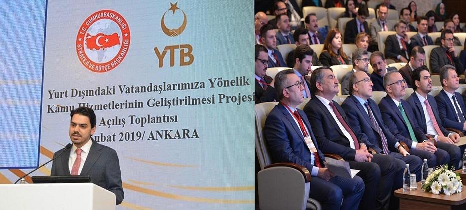 Yurt Dışında Yaşayan  Vatandaşların Türkiye'deki Resmi İşlemleri Kolaylaşıyor!