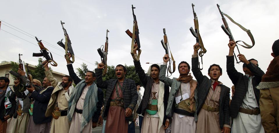 """Yemen'de Militanlar Belçika Menşeli Silah Kullanıyor"""""""