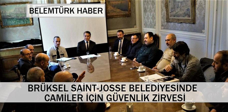 Başkan Emir Kır, Camilerin Korunması İçin Yöneticilerle Bir Araya Geldi.