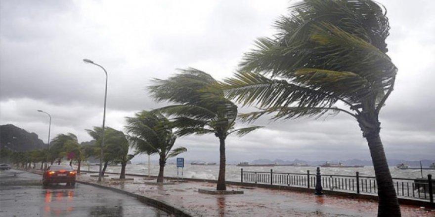 Belçika Kraliyet Meteoroloji  Enstitüsü (KMI) Bu Akşam Saat 17.00'den İtibaren Fırtına Uyarısında Bulundu