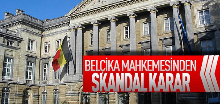 Belçika mahkemesi PKK davasıyla ilgili kararını açıkladı.