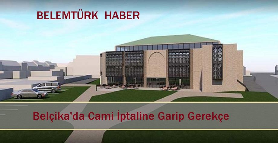 Belçika'nın Hasselt şehrinde Badr Cami'sinin İnşaat İzni İptal Edildi