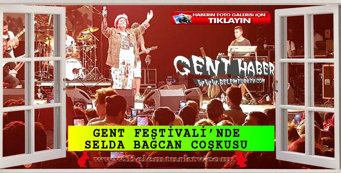 Gent Festivali Selda Bağcan