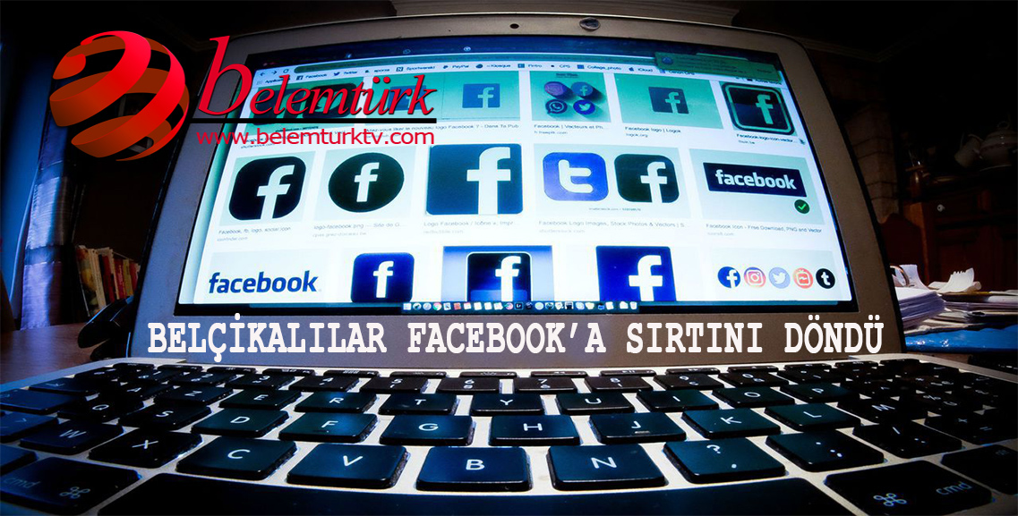 Belçikalılar Facebook'a sırtını döndü