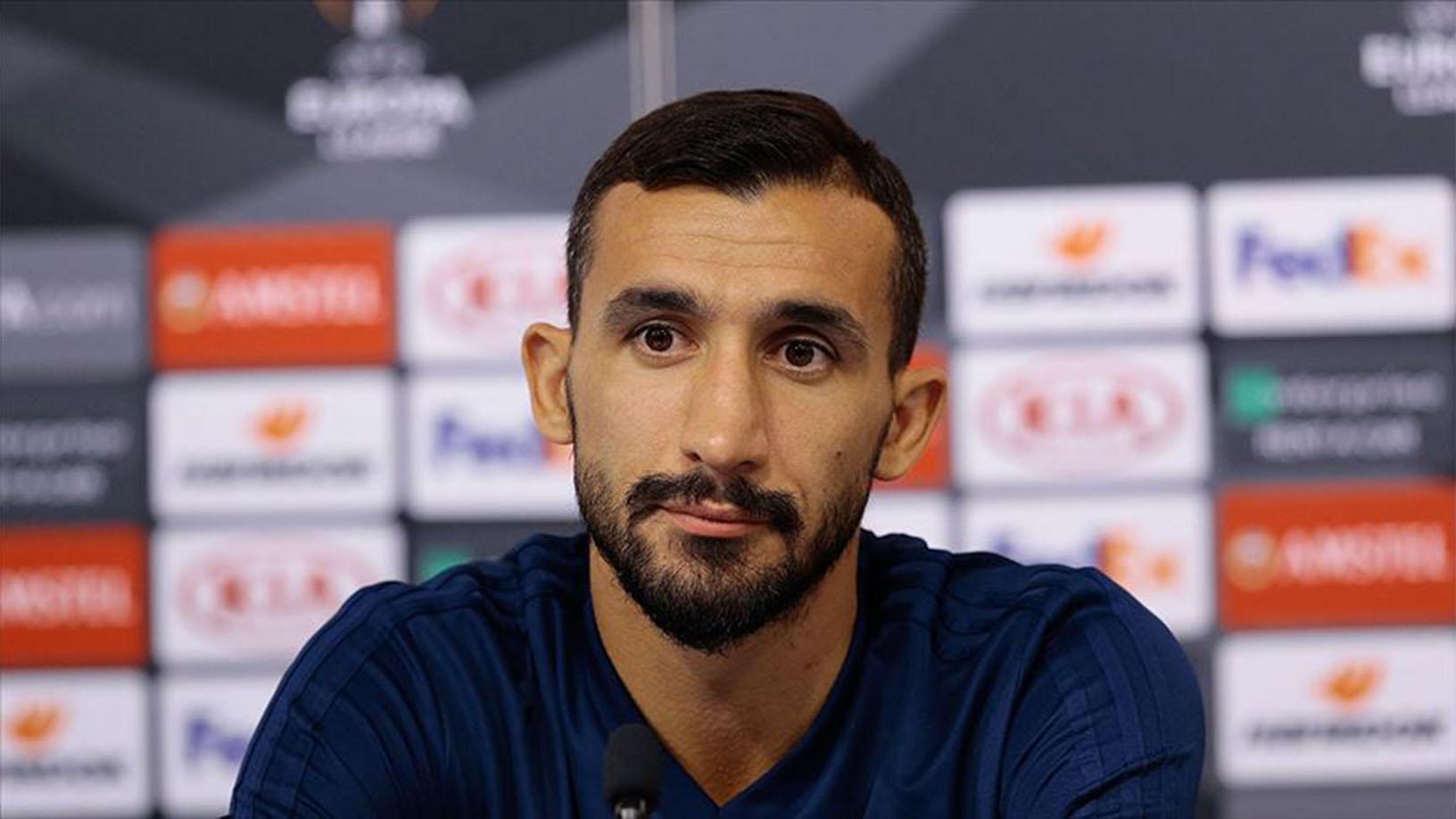 Fenerbahçe'den ayrılan milli futbolcu Mehmet Topal'ın yeni takımı belli oldu