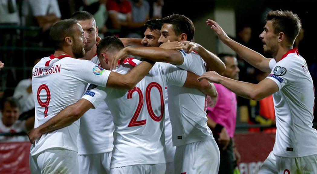 C Ligi'ne düşen A Milli Futbol Takımı, tekrar B Ligi'nde mücadele edecek.