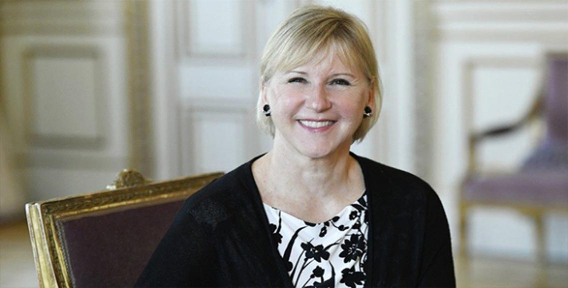 İsveç Dışişleri Bakanı ailesine zaman ayırmak için istifa etti