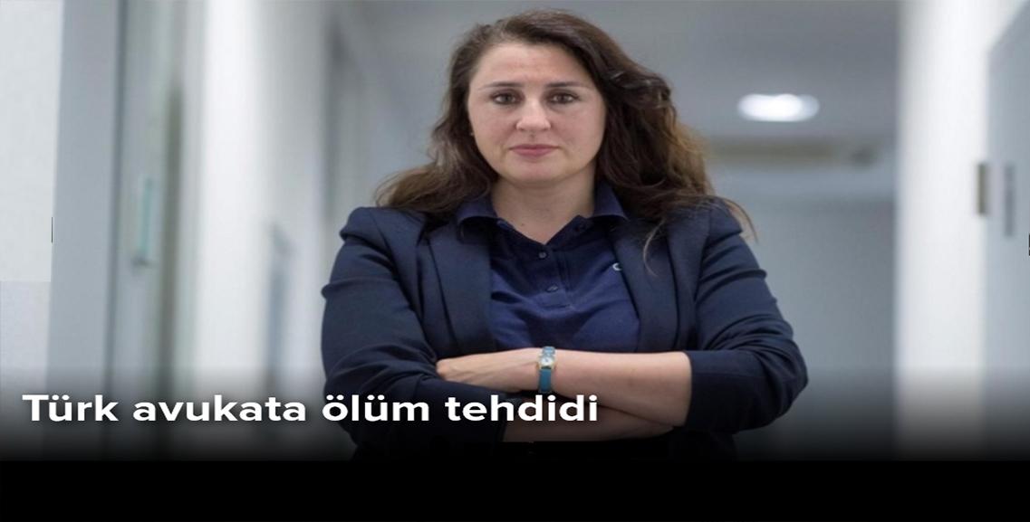 "Türk avukata ""Sıra sende"" tehdidi"