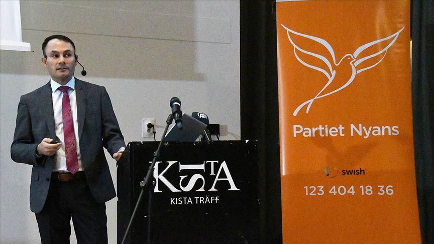 İsveç'te Türk asıllı siyasetçi aşırı sağcıların hedefinde