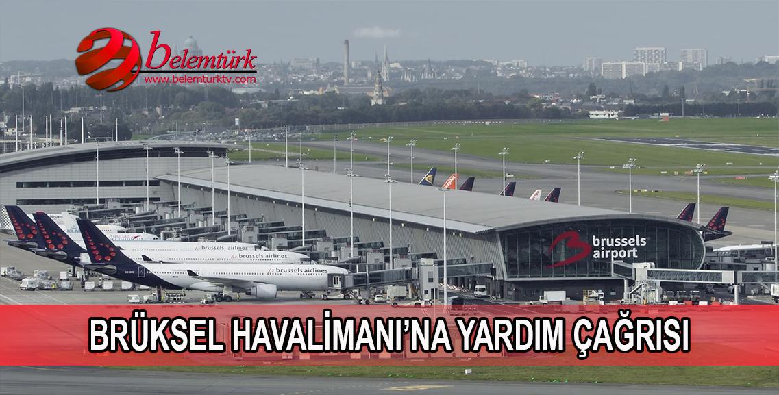 Belçika'da havacılık sektörü Brüksel Havalimanı'na destek çağrısında bulundu
