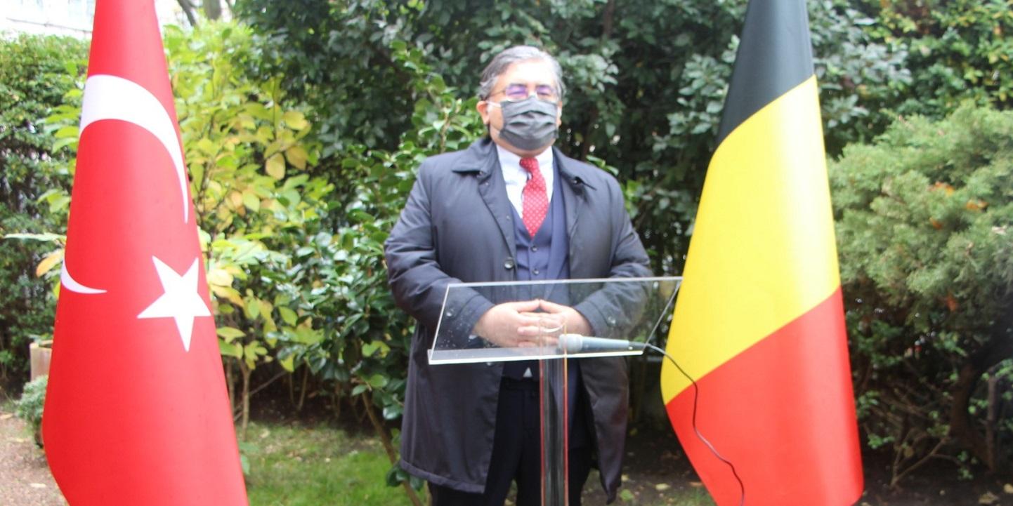 Büyükelçi Dr. Hasan ULUSOY'un 29 Ekim Cumhuriyet Bayramı Mesajı