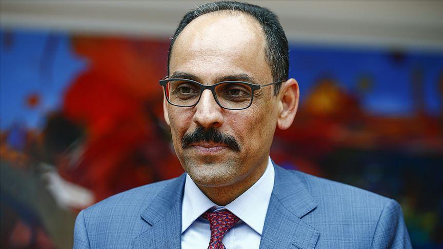 Cumhurbaşkanlığı Sözcüsü Kalın AB Zirvesi öncesi Brüksel'e ziyaret gerçekleştirdi