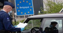 Belçika'ya dönecek tatilcileri  sıkı sınır kontrolleri bekliyor